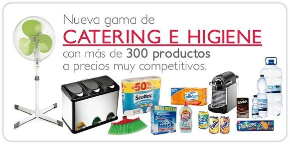 Catering e Higiene